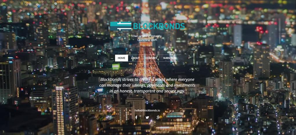 blockbonds